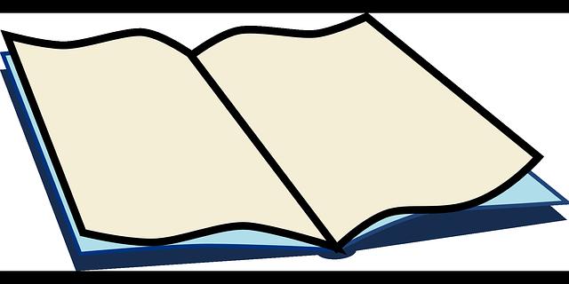 Buku Membaca Kosong · Gambar vektor gratis di Pixabay