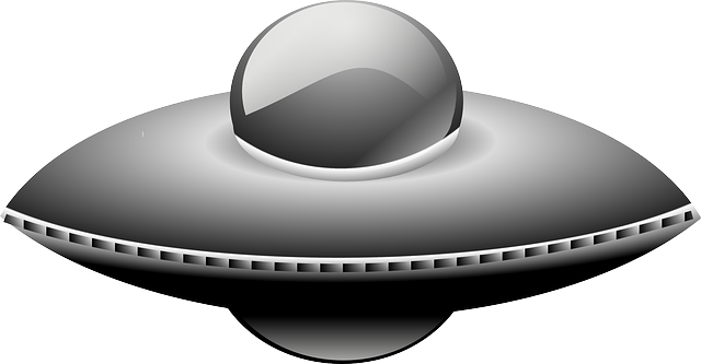 Ufo Flying Saucer Spaceship · Free Vector Graphic On Pixabay