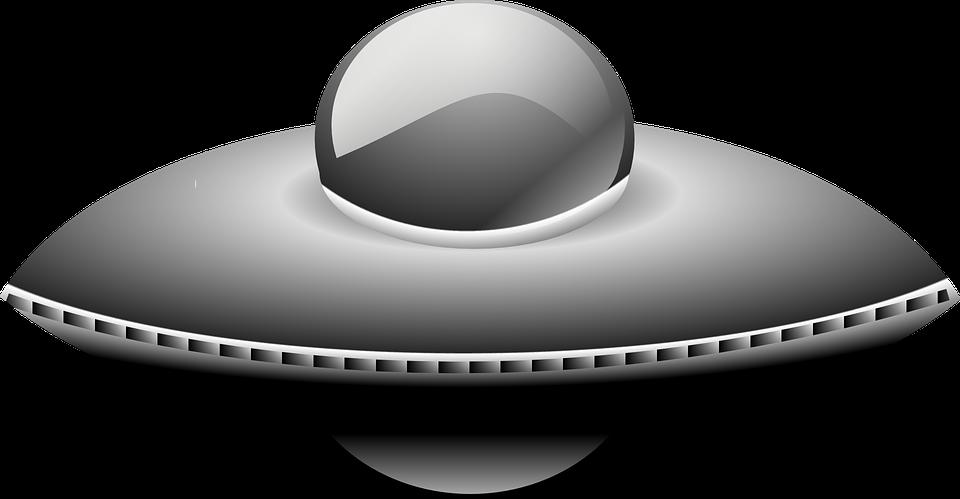 Ufo Transparent Background Free vector graphic: U...