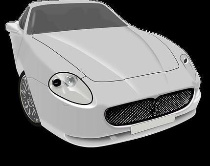 Samochód Sportowy, Samochód