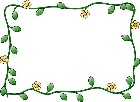 Border Flower Plant Nature Decoration