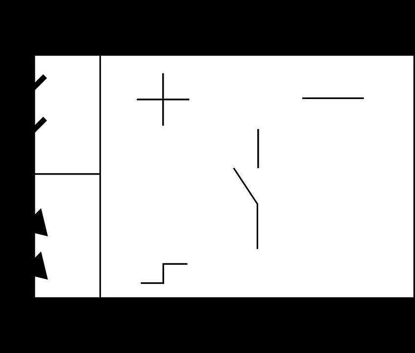 Lichtschranke Symbol · Kostenlose Vektorgrafik auf Pixabay