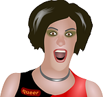 transvestite, transgender, queer
