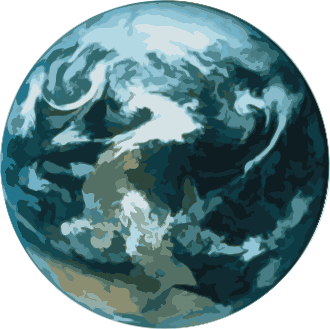 雰囲気 地球 世界 Pixabayの無料ベクター素材