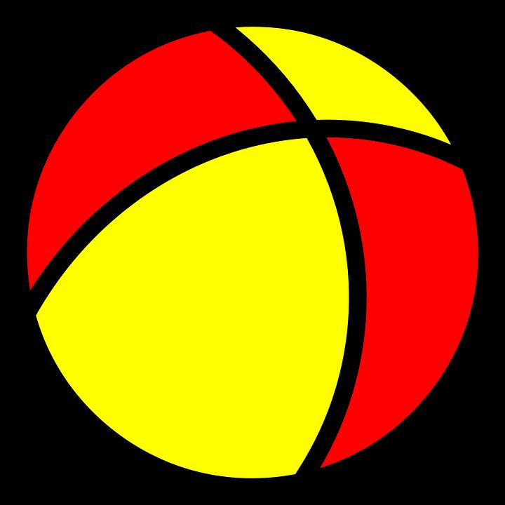 Vector gratis pelota de playa juguete imagen gratis en for Bola juguete
