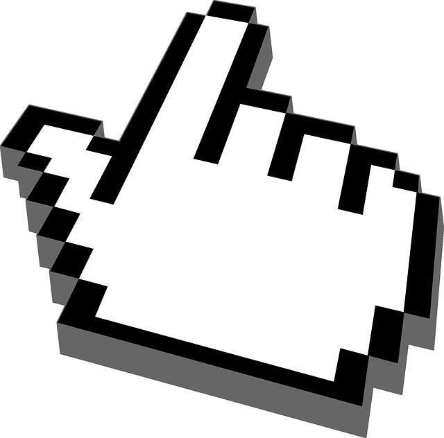main curseur pointeur la  u00b7 images vectorielles gratuites sur pixabay
