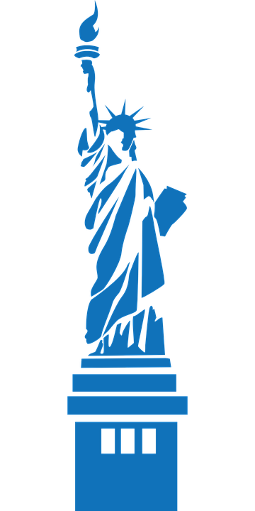 Statue Of Liberty New York United · Free vector graphic on ...