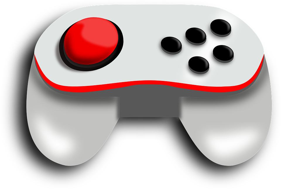 Video Game Controller 183 Free Vector Graphic On Pixabay