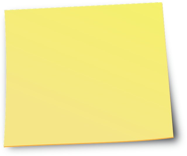 sticky note info  u00b7 free vector graphic on pixabay