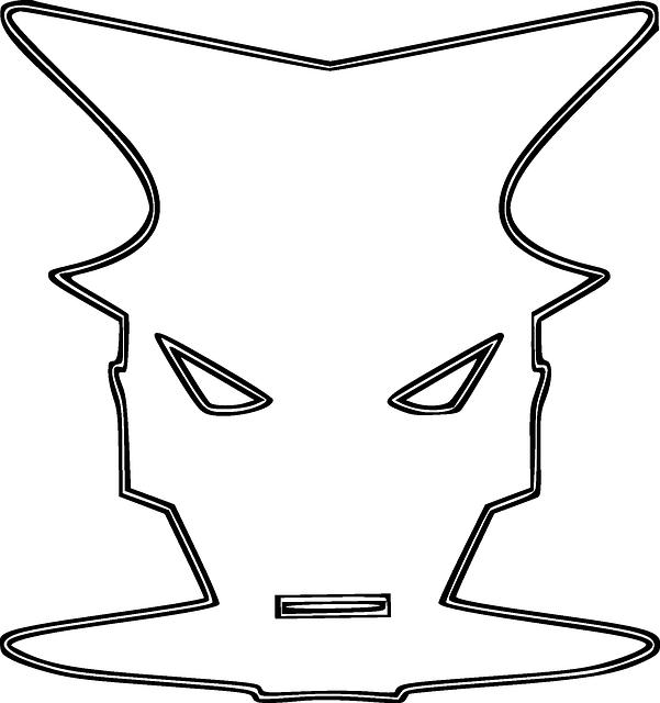 Gezicht Spook Gratis Vectorafbeelding Op Pixabay