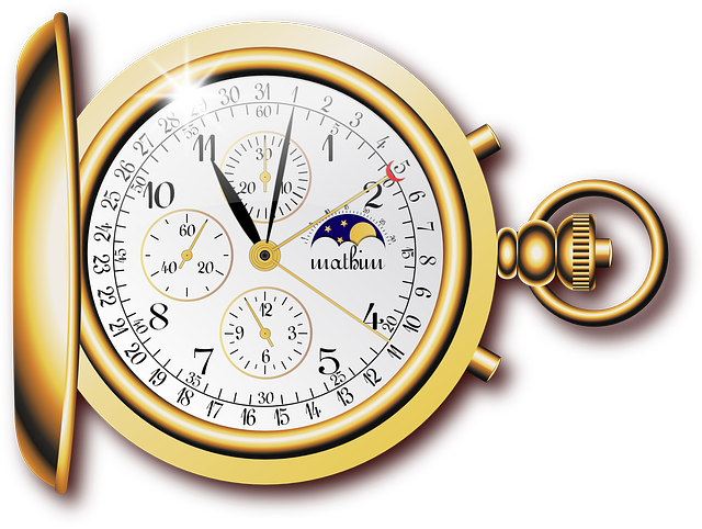 pocket watch fob openface 183 free vector graphic on pixabay