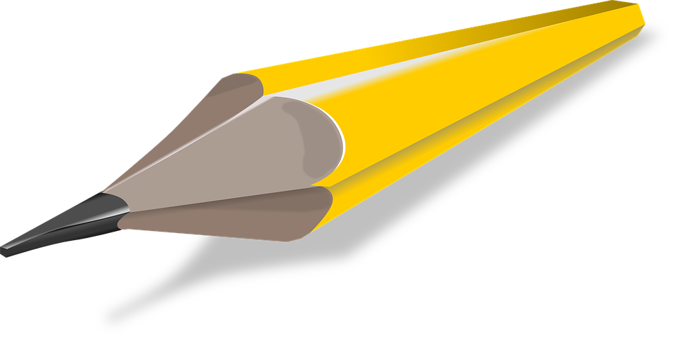 pencil pointed pen free vector graphic on pixabay