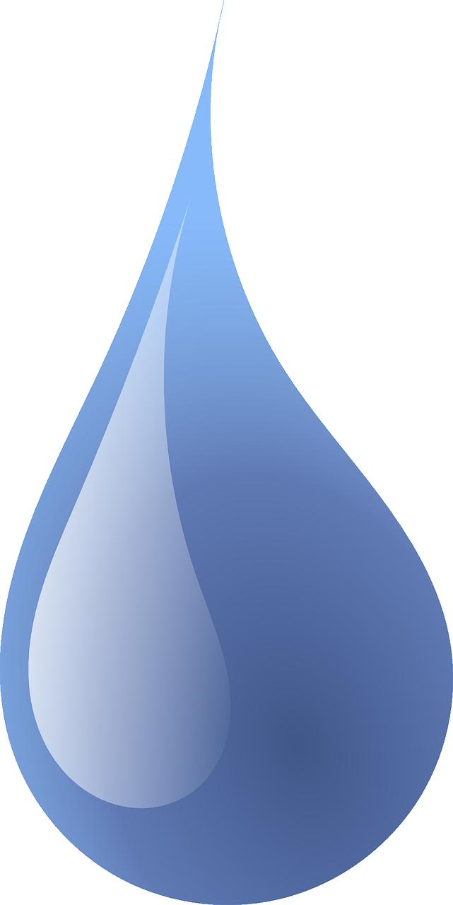 Damla Su Yagmur Pixabay Da Ucretsiz Vektor Grafik