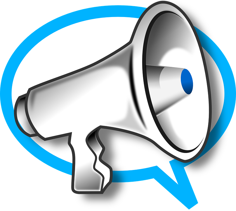 Megaphone, Phone, Speak, Sound, Marketing, Talk