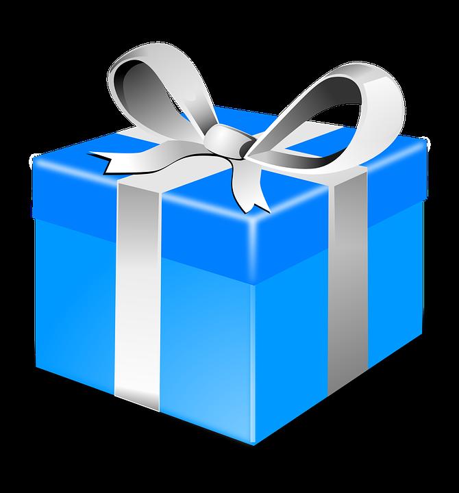 present gift christmas free vector graphic on pixabay