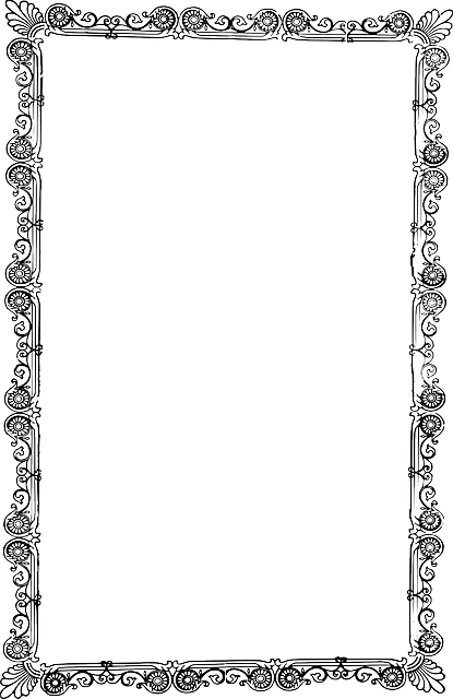 Ornate Frame Old · Free vector graphic on Pixabay