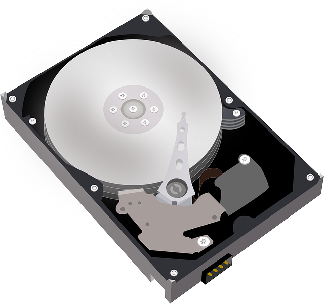 how to read hard disk