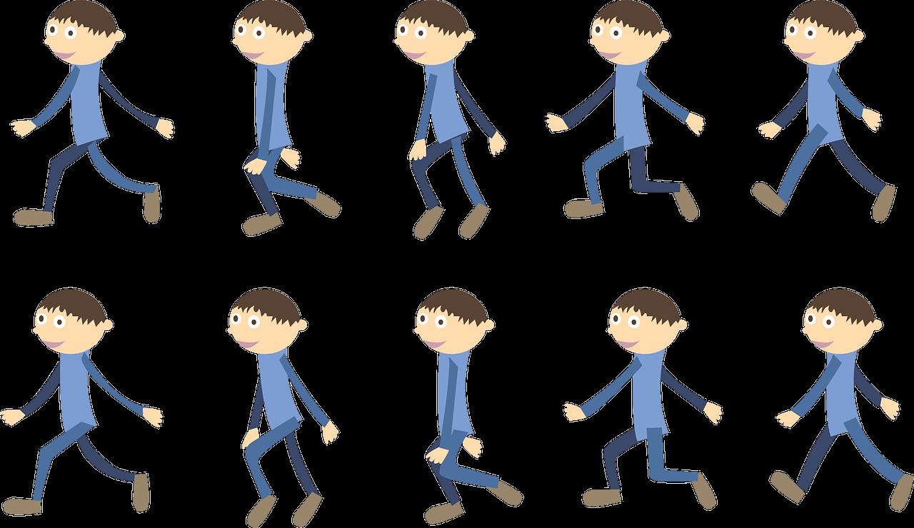 Рисунок в анимации