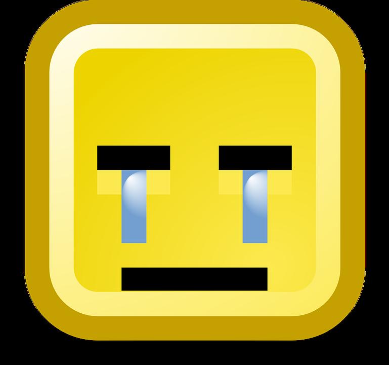 Aglayan Uzgun Mutsuz Surat Pixabay Da Ucretsiz Vektor Grafik