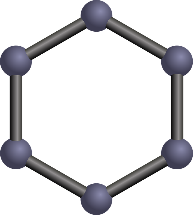 Benzene Chemical Model 183 Free Vector Graphic On Pixabay
