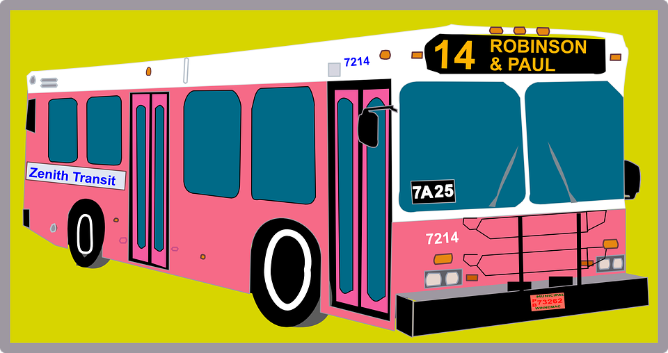 city bus driver clipart - photo #33
