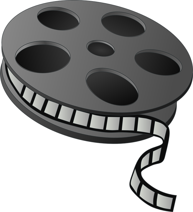 Film Reel, Cinema, Film, Movie, Reel, Video