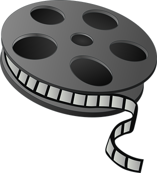 Film Reel Cinema Film Movie Reel Vide