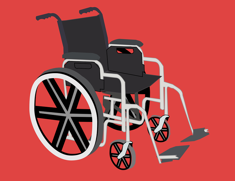 Chair Disability Disabled · Free vector graphic on Pixabay