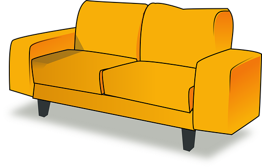 Settee, Sofa, Couch, Furniture