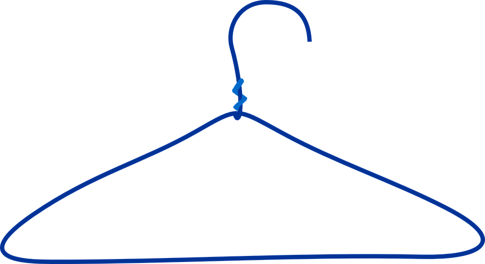 Free Vector Graphic Clothes Hangers Wardrobe Free