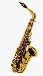 saxophone, gamut
