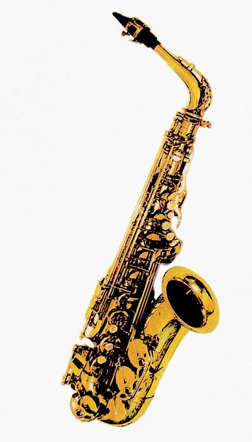 Free Vector Graphic Saxophone Gama Gamut Music Free