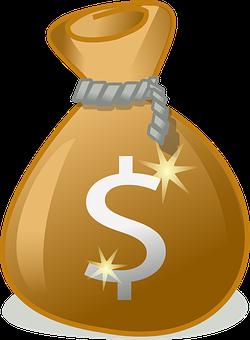 Bag, Money, Wealth, Revenue, Finance
