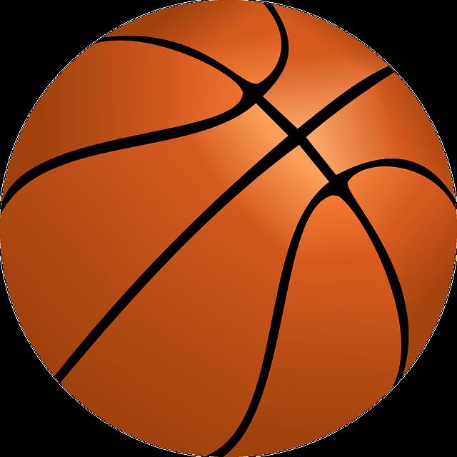 Basketball Ball Nba & 183 Free Vector Graphic On Pixabay