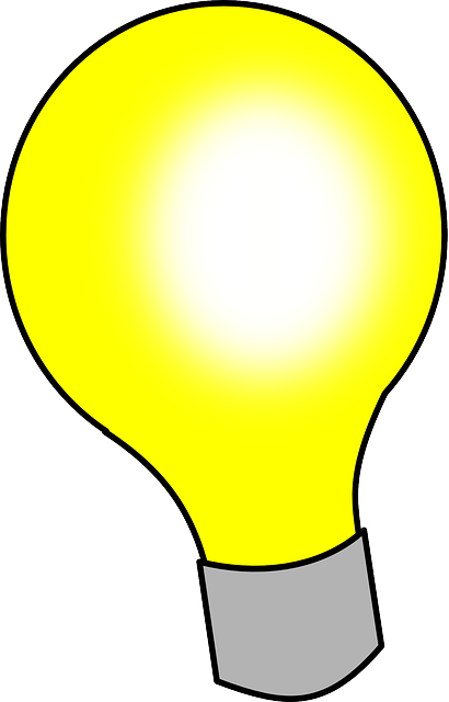 bulb electric idea 183 free vector graphic on pixabay