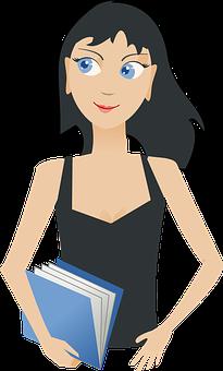 Estudiante, Adolescente, Libro