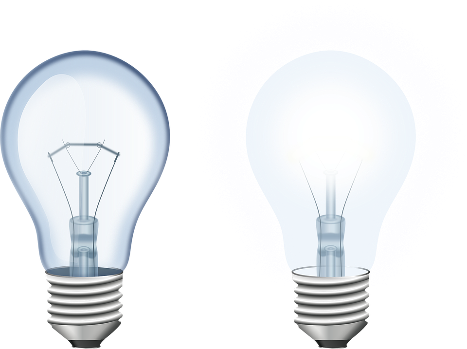 Free Vector Graphic Light Bulb Electric Bulb Free Image On Pixabay 147810
