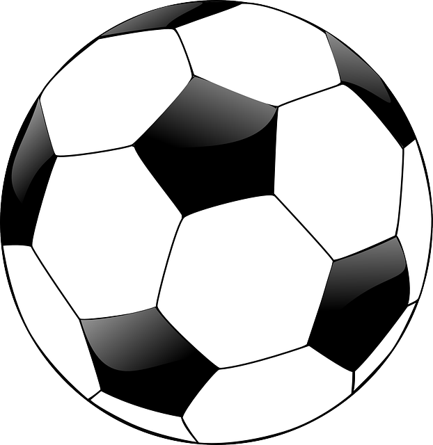 Football Soccer Ball · Free vector graphic on Pixabay