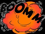 explosion, detonation, blast