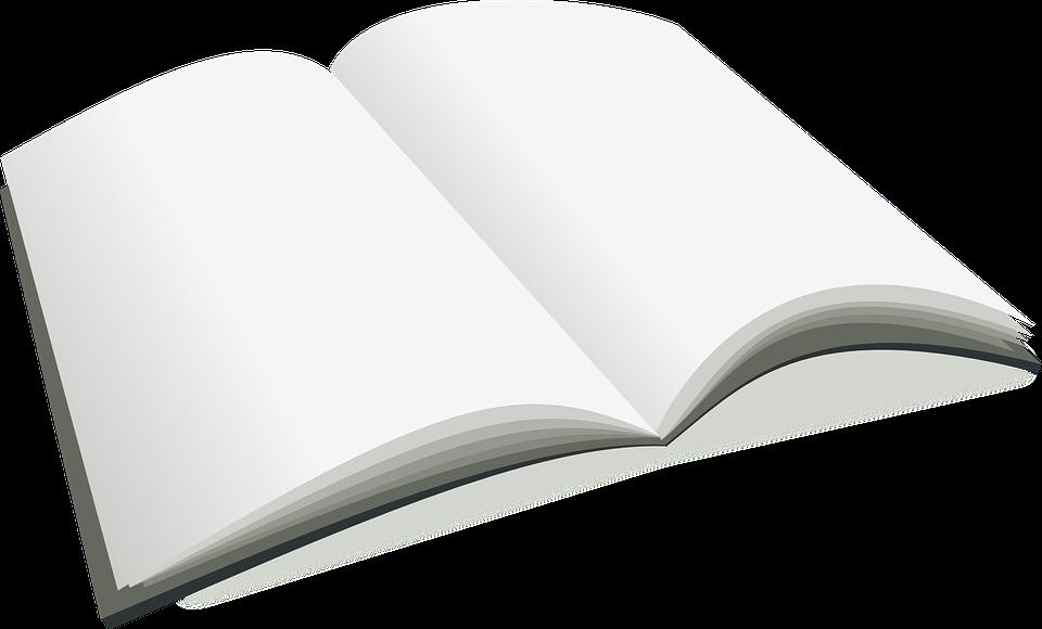 Livre Blanc Lecture Images Vectorielles Gratuites Sur Pixabay