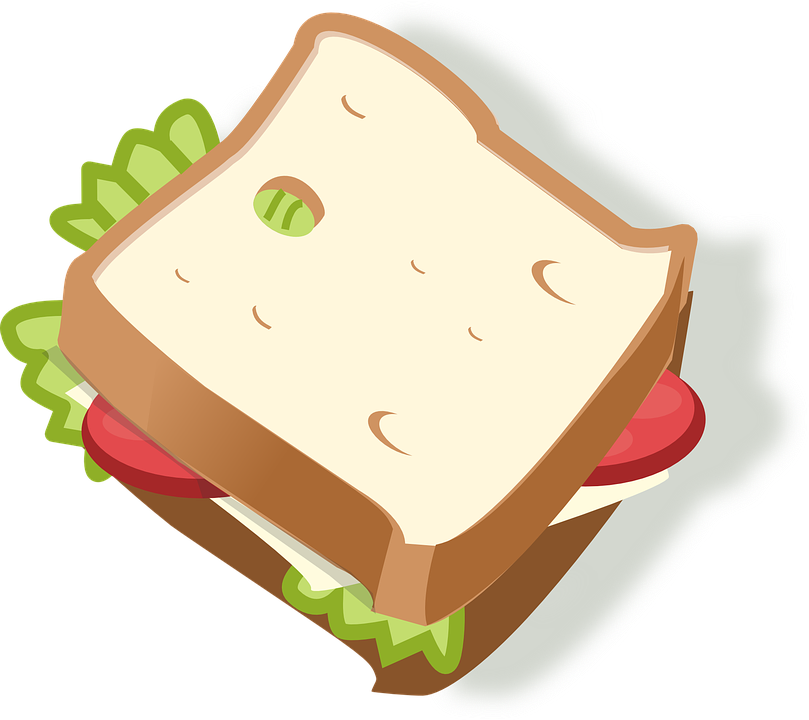 Free vector graphic: Sandwich, Diet, Eating, Food - Free ...