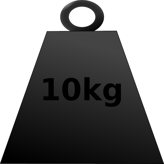 Free Weights Your Design Lyrics: Free Vector Graphic: Weight, Kilograms, 10, Mass