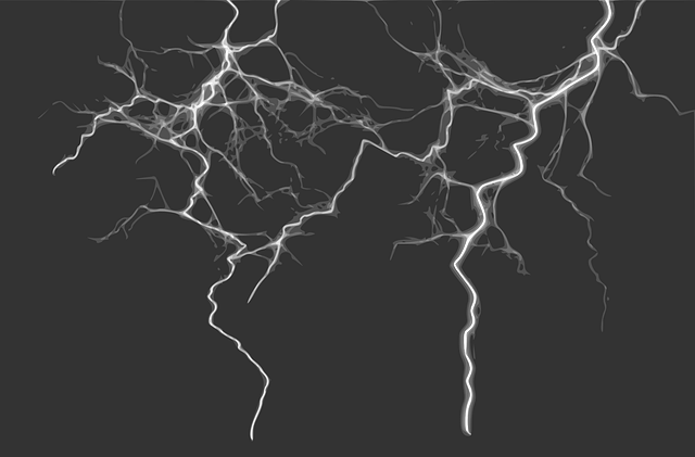 free vector graphic  lightning  storm  weather - free image on pixabay