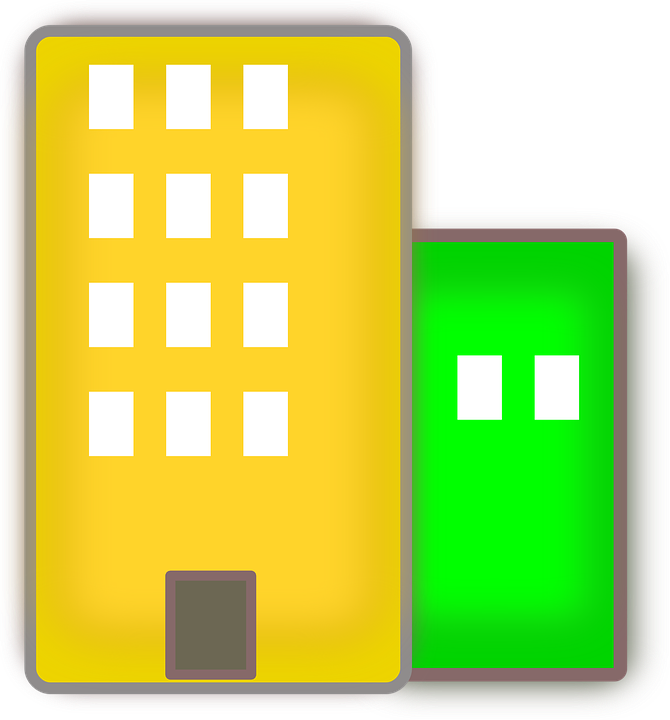 Apartment Building Graphic free vector graphic: apartment, building, property - free image on