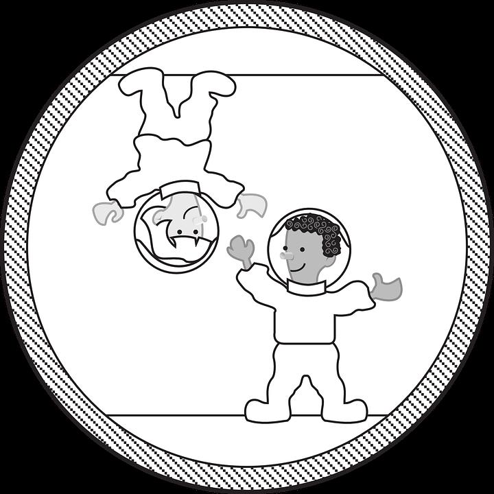 astronaute zero gravity gravit u00e9  u00b7 images vectorielles gratuites sur pixabay