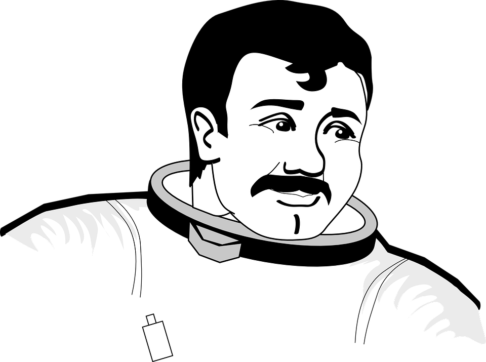 space suit face - photo #33