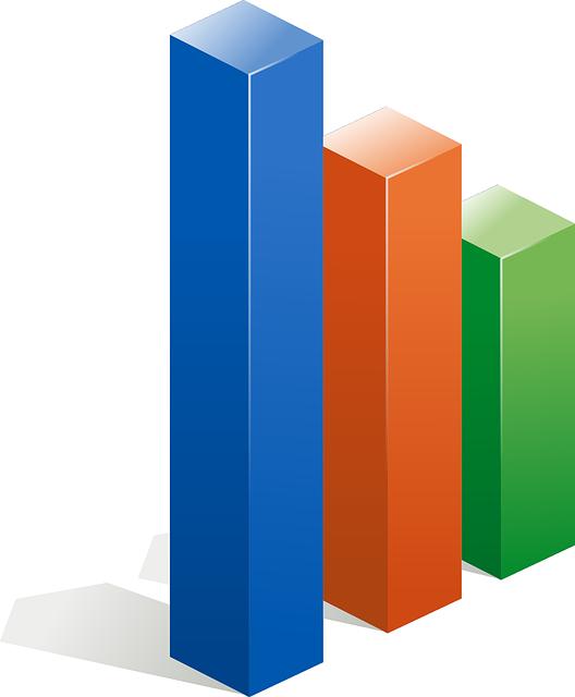 Vector Gratis: Gráfico, Estadística, 3D