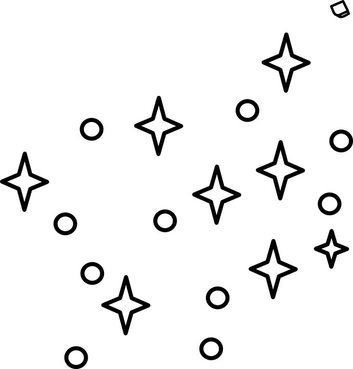Stars Nasa Space Free Vector Graphic On Pixabay
