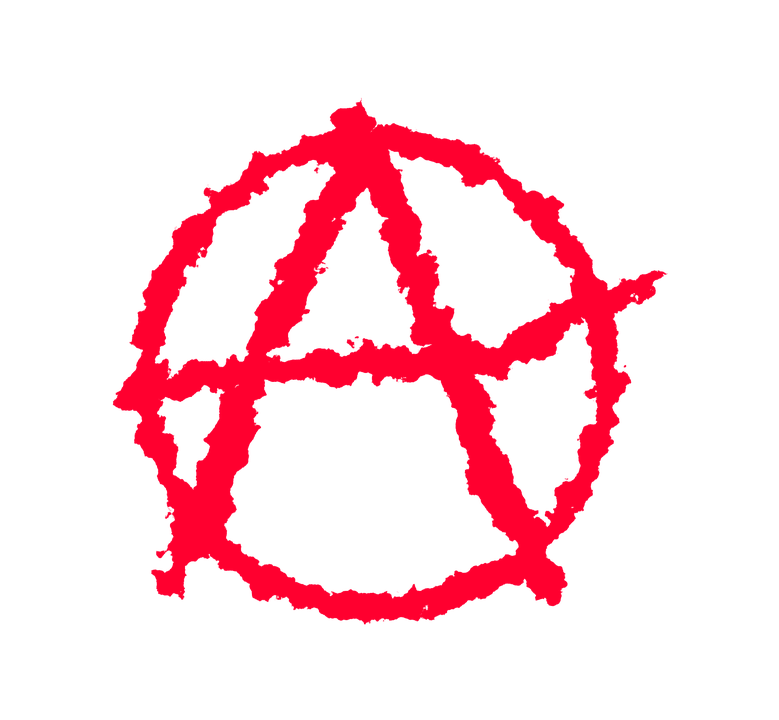Anarchism Symbol A Free Vector Graphic On Pixabay