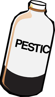 Pesticides, Bottle, Pressure Bottle
